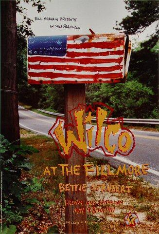 Wilco Poster