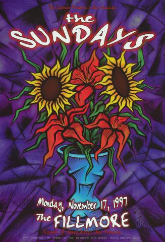 The Sundays Poster