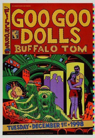 Goo Goo Dolls Proof
