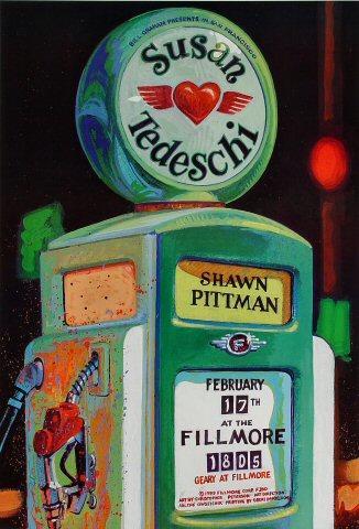 Susan Tedeschi Poster