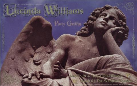 Lucinda Williams Poster