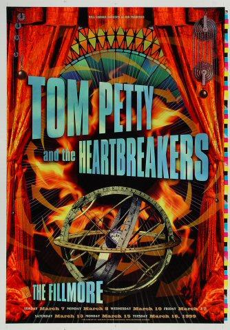 Tom Petty & the Heartbreakers Proof