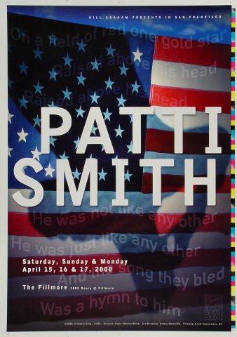 Patti Smith Proof