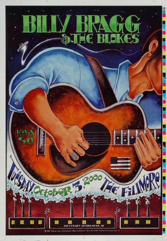 Billy Bragg & The Blokes Proof