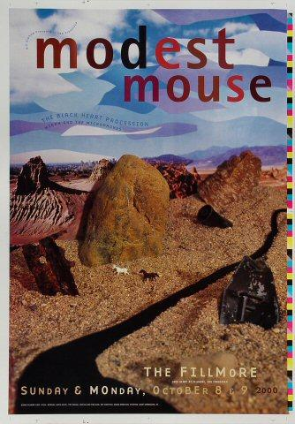 Modest Mouse Proof