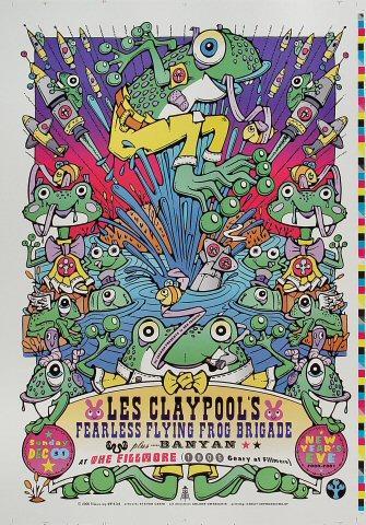 Les Claypool's Frog Brigade Proof