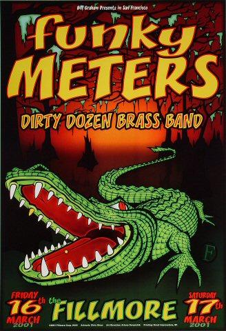 The Meters Poster