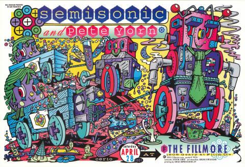 Semisonic Poster