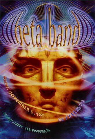 The Beta Band Poster