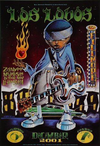Los Lobos Poster