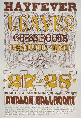 The Leaves (60s) Poster