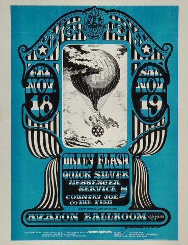 The Daily Flash Handbill