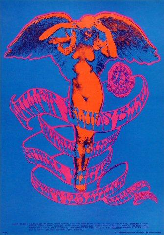 The Steve Miller Blues Band Poster
