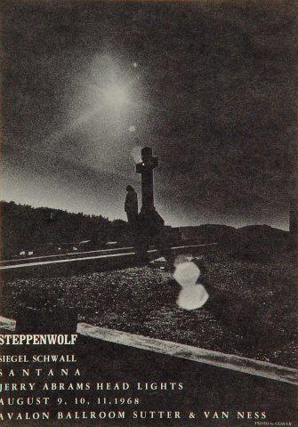 Steppenwolf Postcard