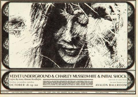 The Velvet Underground Postcard