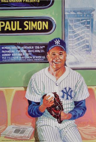 Paul Simon Poster
