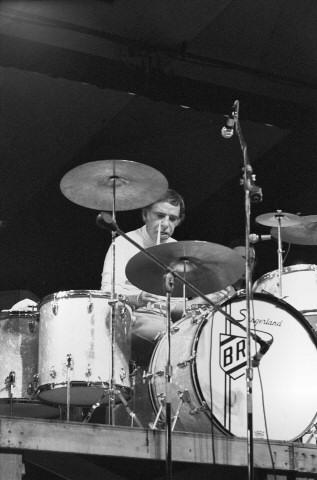 Buddy Rich Fine Art Print