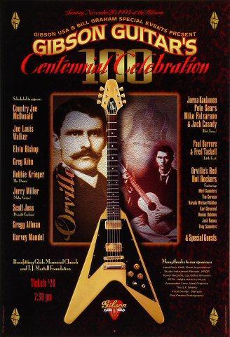 Country Joe McDonald Poster