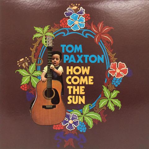 "Tom Paxton Vinyl 12"""
