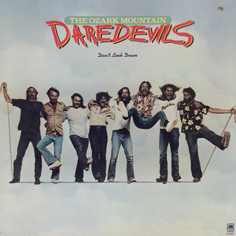 """Ozark Mountain Daredevils Vinyl 12"""""""
