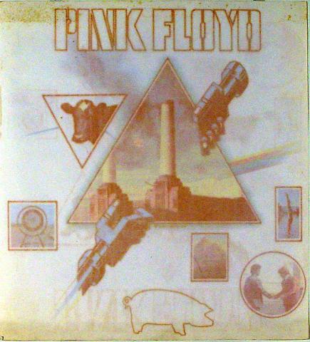 Pink Floyd Heat Transfer