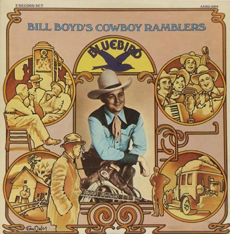 """Bill Boyd Vinyl 12"""""""