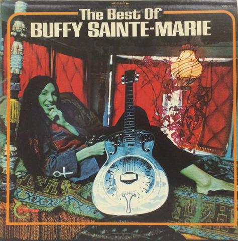 "Buffy Sainte-Marie Vinyl 12"""