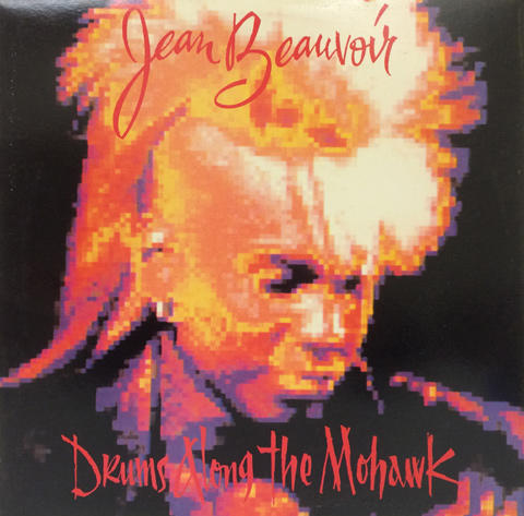Jean Beauvoir Vinyl 12""