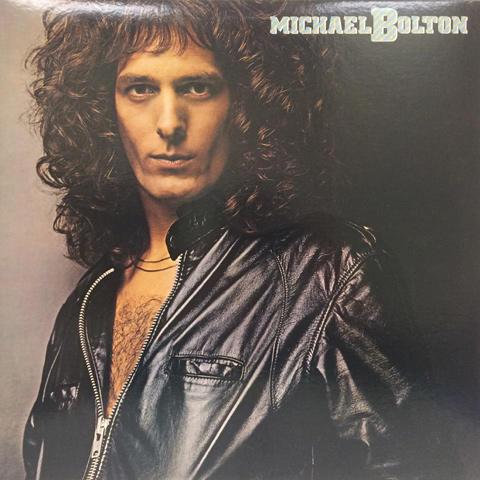 "Michael Bolton Vinyl 12"""