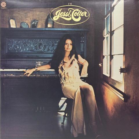 "Jessi Colter Vinyl 12"""