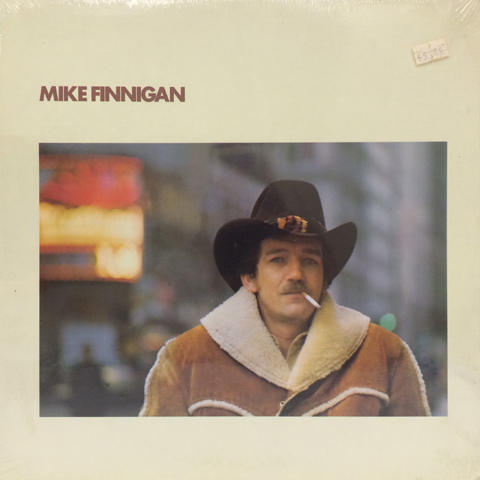 "Mike Finnigan Vinyl 12"""