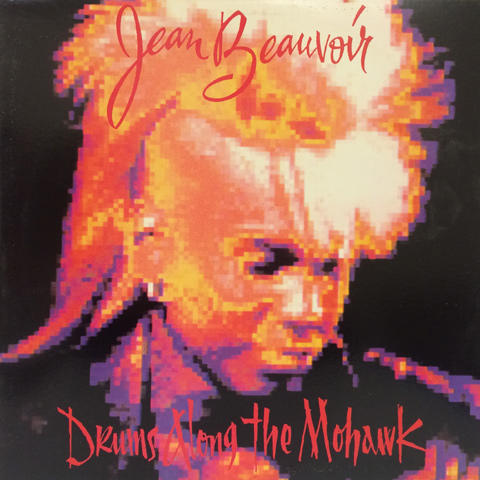"Jean Beauvoir Vinyl 12"""
