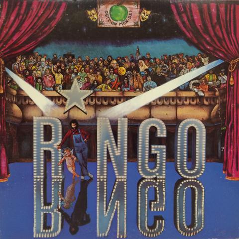 "Ringo Starr Vinyl 12"""