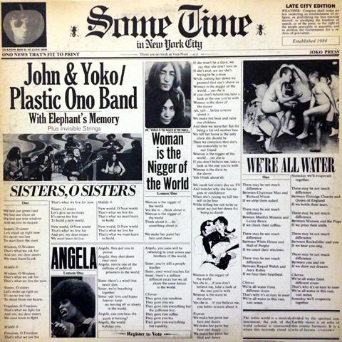 """John Lennon Vinyl 12"""""""