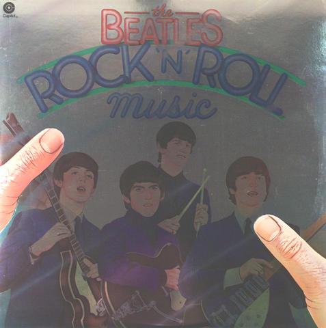 """The Beatles Vinyl 12"""""""