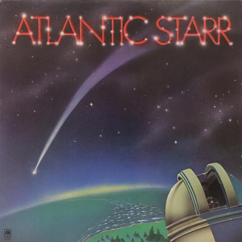 "Atlantic Starr Vinyl 12"""