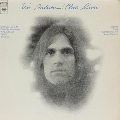 """Eric Andersen Vinyl 12"""""""