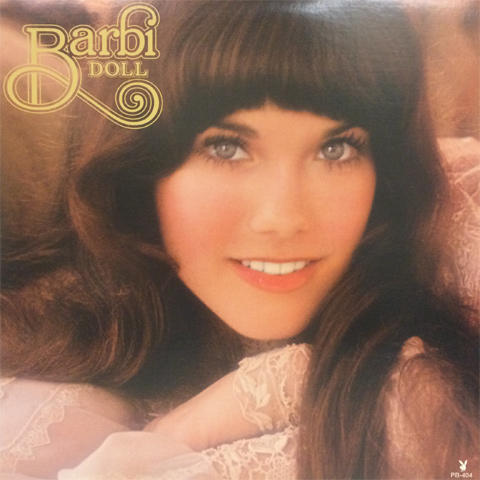 "Barbi Benton Vinyl 12"""