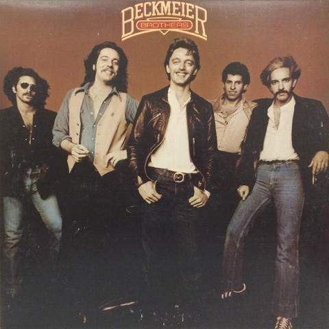 "Beckmeier Brothers Vinyl 12"""