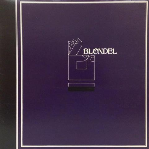 """Amazing Blondel Vinyl 12"""""""