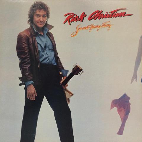 "Rick Christian Vinyl 12"""