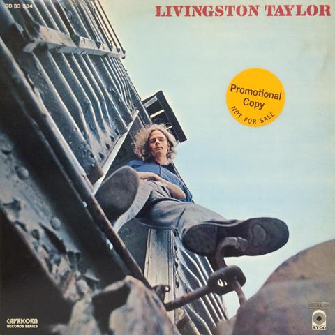 "Livingston Taylor Vinyl 12"""