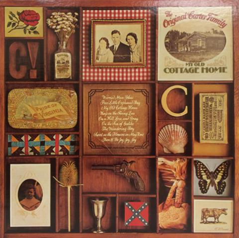 """The Carter Family Vinyl 12"""""""