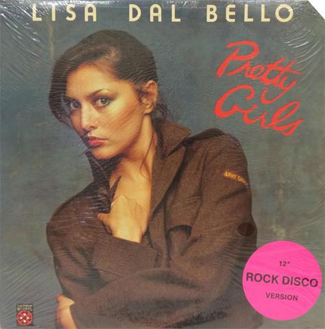 """Lisa Dal Bello Vinyl 12"""""""