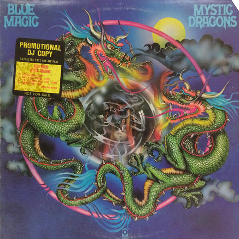 "Blue Magic Vinyl 12"""