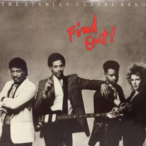 """Stanley Clarke Vinyl 12"""""""