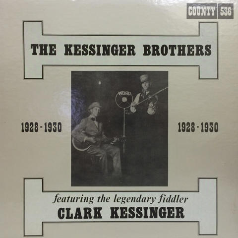 "The Kessinger Brothers Vinyl 12"""