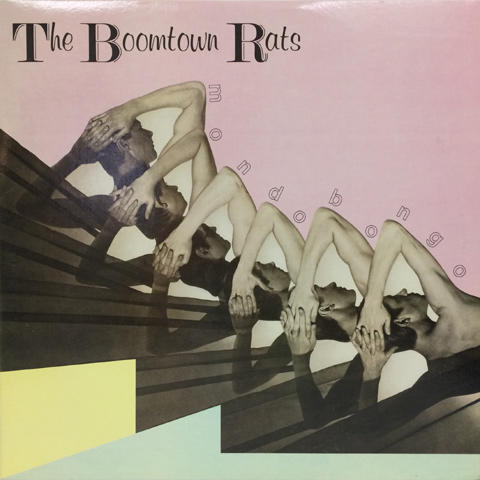 """The Boomtown Rats Vinyl 12"""" (Used)"""