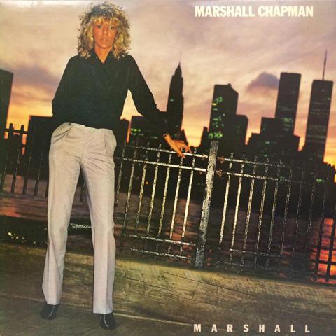 "Marshall Chapman Vinyl 12"""