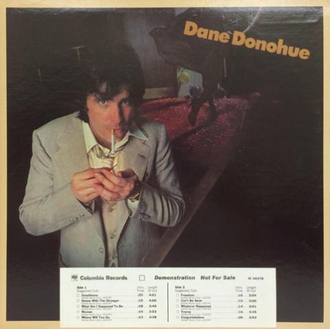 """Dane Donohue Vinyl 12"""""""